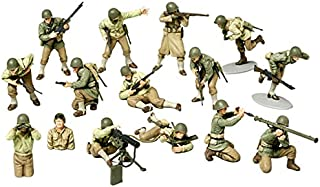 Tamiya Models Us Army Infantry WWII 1/48