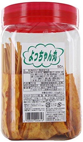 よっちゃん食品工業 よっちゃん よっちゃん丸50本入 [0816]