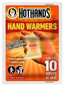 Hot Hands - Calentador de manos 6 pares.