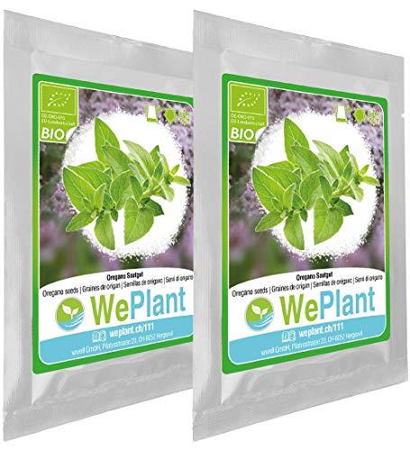 BIO Oregano Pflanzen-Samen Set - indoor/outdoor