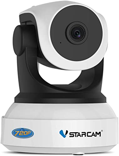 WiFi Security Camera Vstarcam FHD 720P IP Camera, 2 Way Audio and Multi-Users Home Security Monitor, 10M Night Vision...