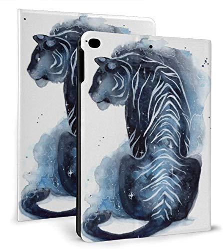 Galaxy Tiger PU Leather Smart Case Auto Sleep/Wake Feature for iPad Mini 4/5 7.9'& iPad Air 1/2 9.7' Case