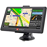 GPS Navigation for Car 7 Inch Windows CE 6.0 Capacitive Touch Screen Vehicle GPS Navigator with Lifetime Map Updates
