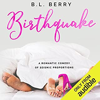 Birthquake audiobook cover art