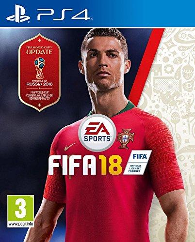 avis fifa 18 ps4 professionnel SELByte FIFA 18ps4 avec mise à jour de la Coupe du monde