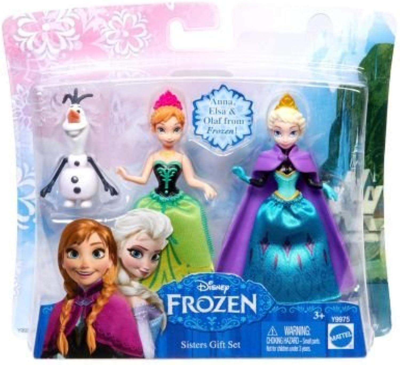 Sisters Gift Set Disney Frozen Dolls
