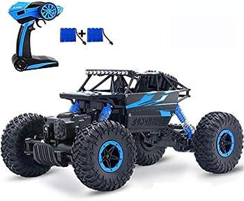 Szjjx 1:18 Scale All Terrain Off-Road Rock Crawler RC Car