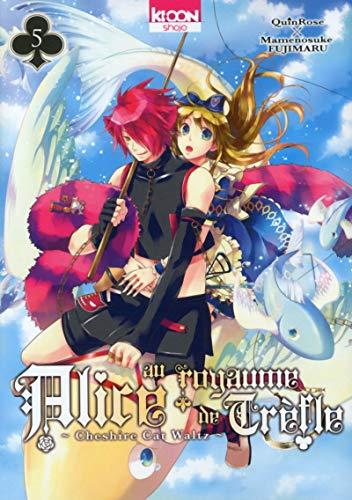 Alice au royaume de Trèfle T05 (05)
