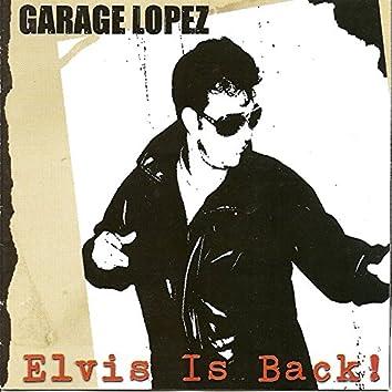 Elvis is Back!