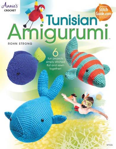 Tunisian Amigurumi Toy Patterns