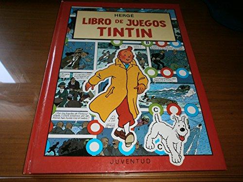 LIBRO DE JUEGOS DE TINTIN