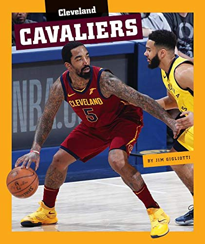 Cleveland Cavaliers (Insider's Guide to Pro Basketball)