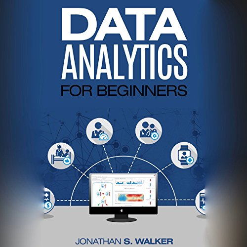 Data Analytics for Beginners audiobook cover art