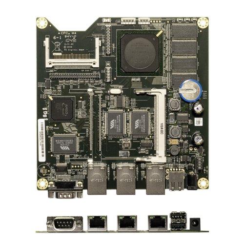 ALIX.2D13 Mainboard, SBC, Single Board Computer, 500MHz, 3x LAN, 1x Mini-PCI, IDE, USB, RTC, from PC Engines