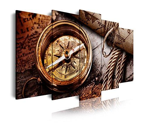 DekoArte 296 - Cuadros Modernos Impresión de Imagen Artíst
