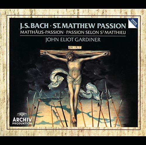 The Monteverdi Choir, English Baroque Soloists & John Eliot Gardiner