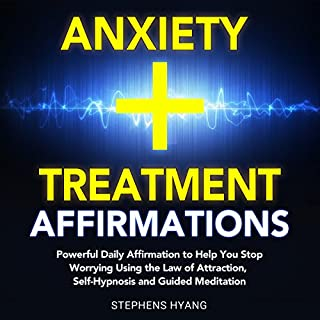 Anxiety Treatment Affirmations cover art