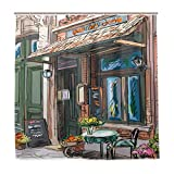 XXDD Mantel con Estampado de Flores moradas 3D, paño Lavable a Prueba de Polvo, Mantel Rectangular Impermeable para Mesa de Comedor A5 140x140cm