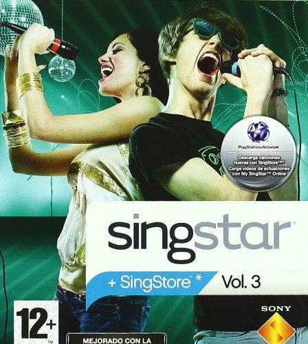SingStar Vol. 3 [Import spagnolo]