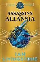 ASSASSINS OF ALLANSIA (Fighting Fantasy)