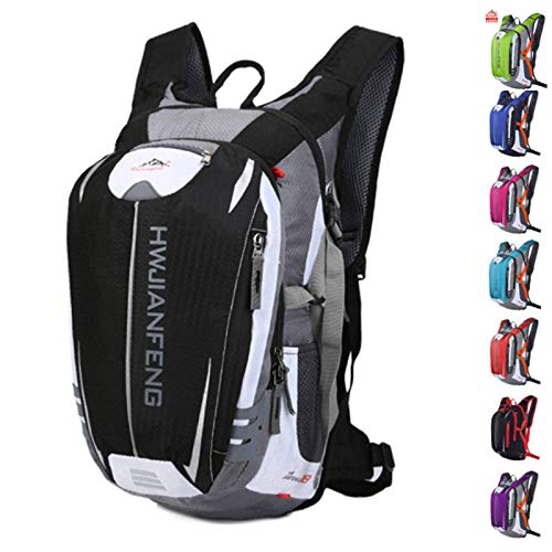 N-B Outdoor Supplies Backpack Durable Sports Cycling Bag Ultra Light Backpack Mountain Bike Bag Water Bag