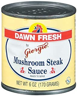 Dawn Fresh Mushroom Steak Sauce, 6-ounce (Pack of 3)