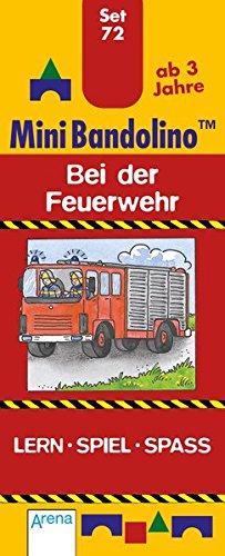 Bei der Feuerwehr: Mini Bandolino Set 72