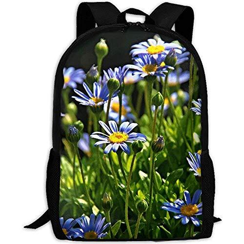 Rucksäcke,Natur Gras Blüte Lila...