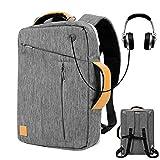 Hybrid Backpack for 17.3 17 Inch Laptop Stylish Travel Business Shoulder Bag for Women Men IdeaPad 320 330 Legion Y740 Y920 ThinkPad P71 P72 Gram 17 MSI GT76 Titan GS75 Stealth