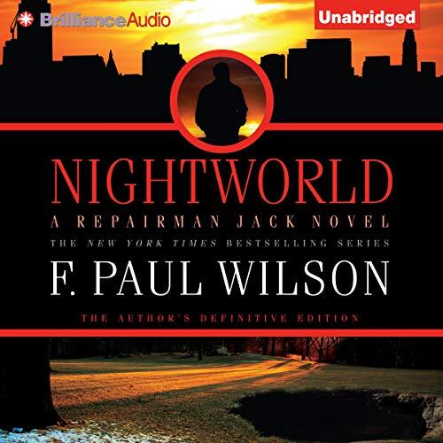 Nightworld Audiobook By F. Paul Wilson cover art