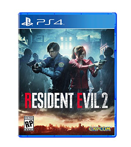 Resident Evil 2 - PlayStation 4 Standard Edition