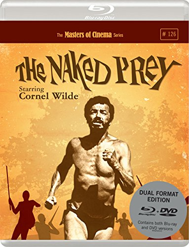 The Naked Prey (1965) [Masters of Cinema] Dual Format (Blu-ray & DVD) [UK Import]