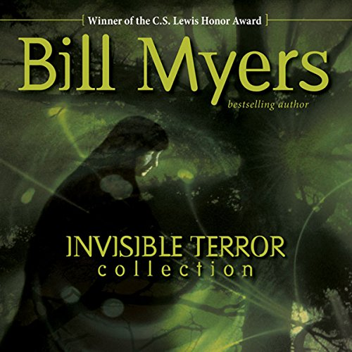 Invisible Terror Collection: The Guardian audiobook cover art