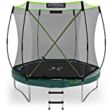 Kinetic Sports Gartentrampolin TBSE800, 244 cm, grün