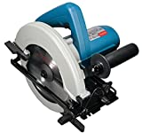 Dongcheng 1100W Circular Saw, 185Mm (Dmy02-185, Blue And Grey)