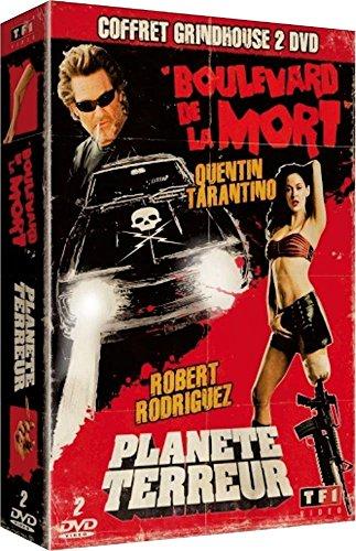 Coffret : Boulevard de la mort / Planète terreur - 2 DVD
