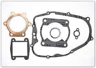 WFLNHB Complete Full Motor Engine Top End Gasket Set Kits for Yamaha Blaster 200 88-06