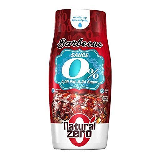 Natural Zero Barbecue Sauce - 320 gr