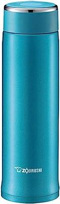 Zojirushi Vacuum Insulated Stainless Steel Mug, 480 ml, Turquoise Blue