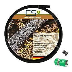 Der CS Perlschlauch Drucklos wird, wie alle unsere CS Perlschläuche, in unserer Produktion in Deutschland unter Beachtung unserer strengen Qualitätsvorschriften hergestellt und zu 100% aus wertvollen Sekundär-Rohstoffen gefertigt. Falls sie keinen Ha...