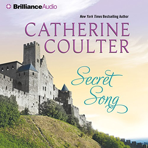 Secret Song audiobook cover art