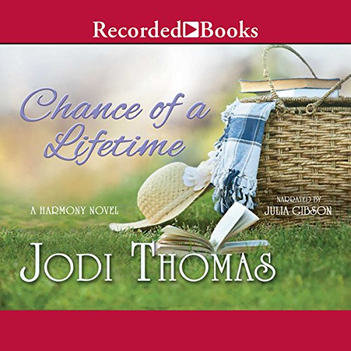 Chance of a Lifetime audiobook cover art