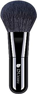 DUcare ドゥケア 化粧筆 メイクブラシ フェイスブラシ パウダー&チークブラシ 高級山羊毛 中光峰を100%使用 同シリーズでファンデーションブラシあり