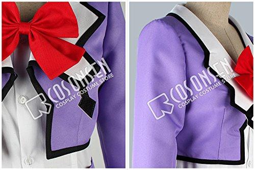 『美少女戦士セーラームーン 冥王せつな(セーラープルート) コスプレ衣装 (女性オーダサイズ)』のトップ画像