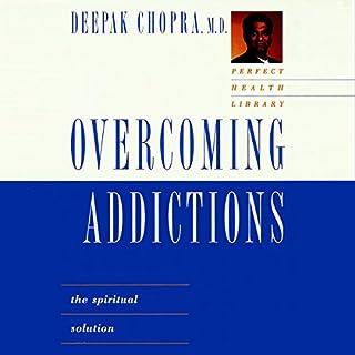 Overcoming Addictions audiobook cover art