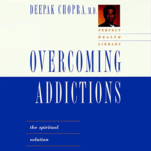 Overcoming Addictions audiobook cover art
