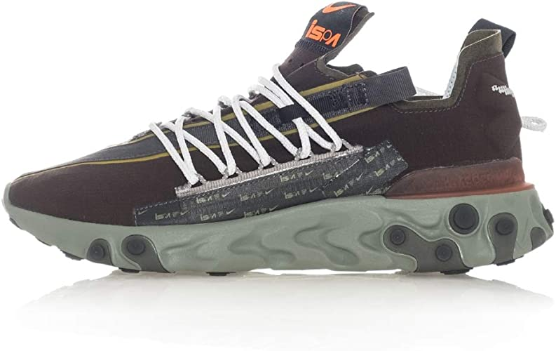 Nike React Wr Ispa Mens Running Trainers Ar8555 Sneakers Shoes