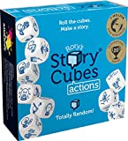 Asmodee Story Cubes: Acciones - Todas las versiones disponibles, Multilenguaje (ADE0STO03ML)