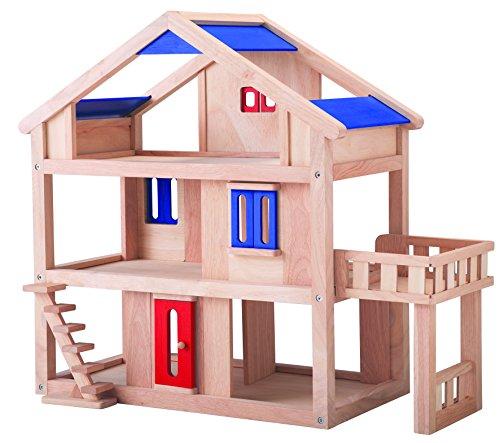 PlanToys - PT7150 - Jouet en bois - Maison Terrasse
