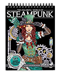 colorful world of steampunk
